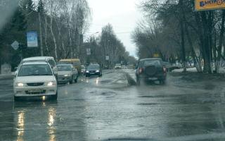 3 весенние проблемы, о которых должен знать каждый автомобилист!