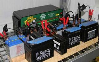 ТОП 10 зарядных устройств для автомобильных аккумуляторов