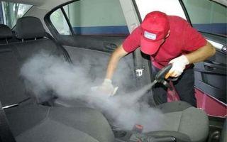 Особенности качественной чистки салона автомобиля