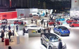 Новинки Volkswagen, Jaguar и Audi на Женевском Автосалоне 2017 года