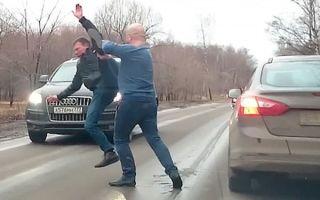 Причины необузданной агрессии водителей на дороге