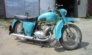ИЖ Юпитер 2 — лучший советский мотоцикл!