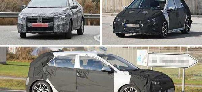 Хэтчбеки 2021 года: Renault Logan, Hyundai i20, Kia Rio