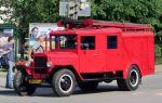 Пожарная машина ПМЗ-11 на шасси УралЗиС-5