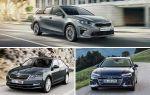 Какой универсал выбрать: Kia Ceed SW, Skoda Oktavia Combi, Audi A4 Avant