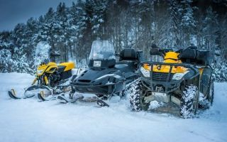 Какими будут водительские права на квадроцикл и снегоход в 2021 году?