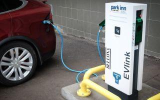 Зарядка электромобилей: перспективы электрического транспорта в России