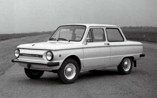 ЗАЗ-968М «Запорожец» — по-настоящему народный автомобиль!