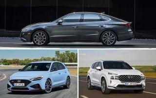 Новинки Hyundai 2020 года: Hyundai Sonata, Hyundai i30, Hyundai Santa Fe