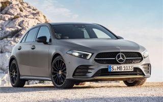 Обзор: Mercedes-Benz A200 2019 года