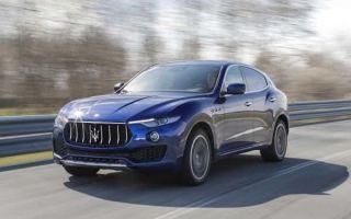Maserati Levante – первый кроссовер премиальной итальянской марки!