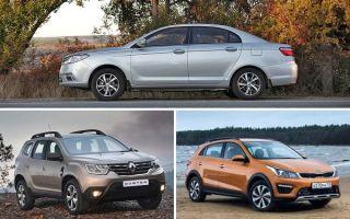 Машины за 1000000 рублей: Lifan Solano, Renault Duster, Kia Rio X-Line
