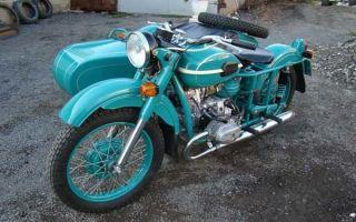 Урал М-67-36 — мотоцикл с русским характером!