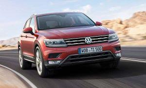 Обзор: Volkswagen Tiguan 2 поколения
