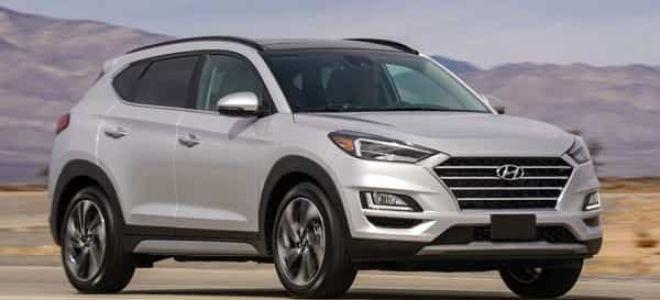 Обновленный Hyundai Tucson 2018 года