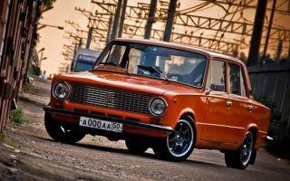 ВАЗ 2101 «Копейка» – гордость отечественного автопрома!