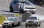 Экспериментальные кроссоверы 2018 года: Lynk & Co 01, Rolls-Royce Cullinan SUV, BMW X7