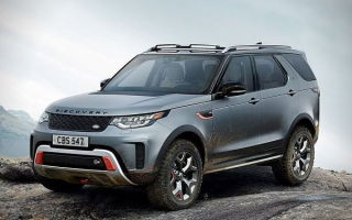 Обзор: Land Rover Discovery 2019 года