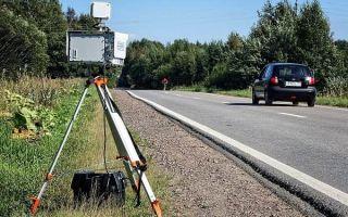 Минтранс разработал новую методику использования передвижных комплексов фото и видео фиксации