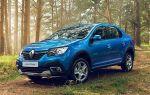 Обзор: Renault Logan Stepway 2019 года