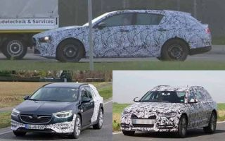 Универсалы 2019 года: Mercedes-Benz CLA, Opel Insignia, Audi A6