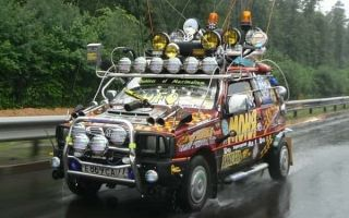 Законна ли установка дополнительных световых приборов на автомобиль?
