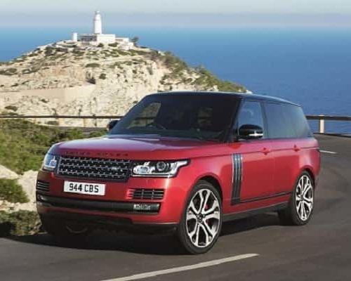 Обновленный Range Rover SVAutobiography Dynamic 2017 года