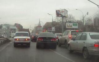 Как привлечь к ответственности дорожного хама за опасное вождение