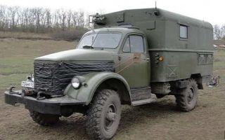ГАЗ-63 — грузовик повышенной проходимости!