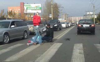 Кто должен нести ответственность за высокую аварийность на нерегулируемых пешеходных переходах?