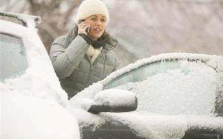 Как правильно запустить автомобиль в мороз