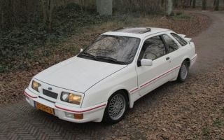 Ретро обзор: Ford Sierra XR4 1985 года