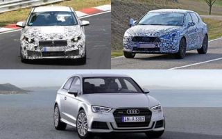 Заряженные хэтчбеки 2019 года: BMW 1-Series, Seat Leon, Audi A3 Sportback