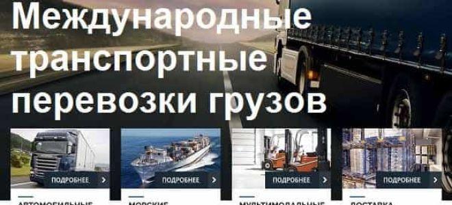 Как перевезти груз из Чехии в Россию