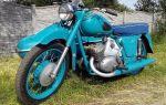 Ретро обзор: Мотоцикл ИЖ Юпитер 1964 года (первое поколение)