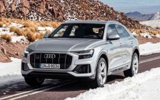 Обзор: Audi Q8 с дизельным двигателем