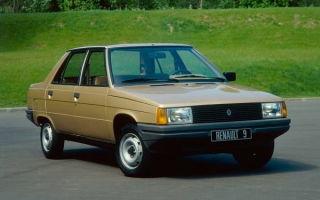 Ретро обзор Renault 9 1982 года