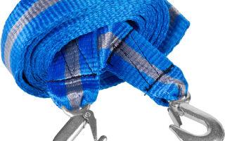 Как выбрать буксировочный трос и стартовые провода?
