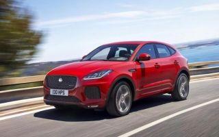 Обзор: Jaguar E-Pace 2018 года