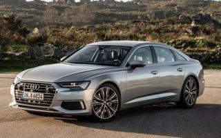 Обзор: Audi A6 с дизельным двигателем