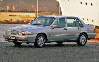 Ретро обзор: Volvo S90 1997 года