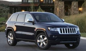 Обзор: Jeep Grand Cherokee 2012 года