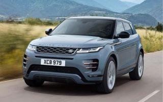 Обзор: Range Rover Evoque 2019 года (2 поколение)