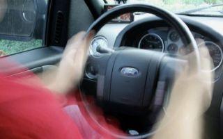 Причины и последствия вибрации на руле