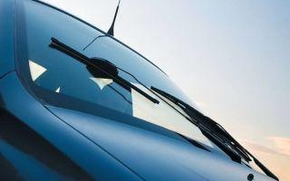 Когда менять «дворники» в автомобиле?