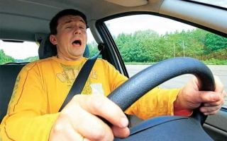 Заболел? Не садись за руль!