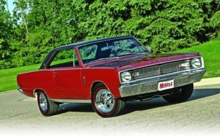 Ретро обзор: Dodge Dart 1967 года