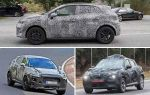 Компактные кроссоверы 2020 года: Renault Captur, Ford Puma, Nissan Juke