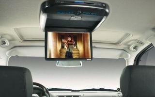 Автомобильный телевизор: полезная опция или пустая трата денег