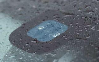 Устройство и принцип работы датчика дождя